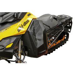 Skinz Side Panel Narrowing Kit Black 2013- Ski Doo XM/XS incl. silencer 923-6032