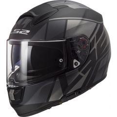 LS2 Helmet FF397 Vector FT2 Kripton Matt Black/Titan