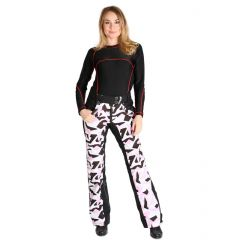 Sweep Textilepants Avatar II Lady, pink/camo