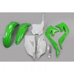 UFO Plastic kit 5-parts OEM 999 KXF450 19-