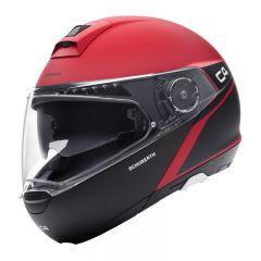 Schuberth helmet C4 Spark red