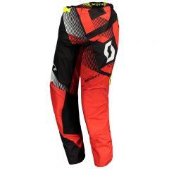 Scott Pant 350 Dirt red/black