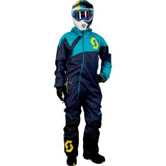 Scott Monosuit DS night blue/lake blue