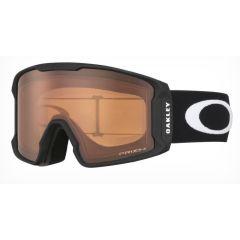 *Oakley SMB Goggles Line Miner Mt Blk w/ PRIZM Persimmon