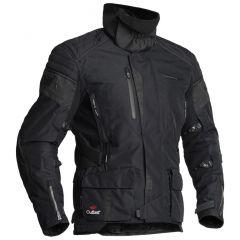 Halvarssons Textile jacket Wien Black