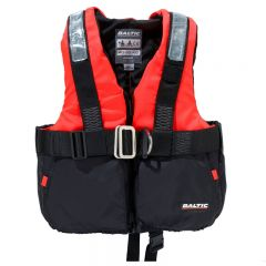Baltic Offshore buoyancy aid vest navy/red