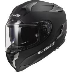 LS2 Helmet FF327 Challenger Solid Matt Black