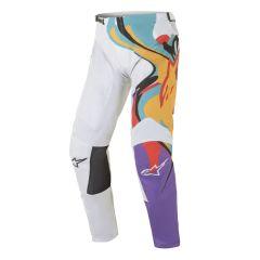 Alpinestars Racer Pants Flagship White/Multi