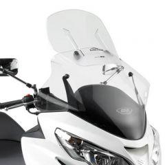 Givi Specific sliding wind-screen, Suzuki Burgman 400 AF266
