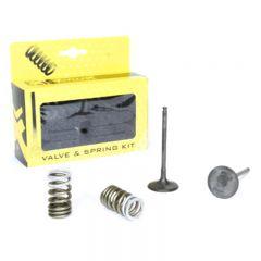 ProX Steel Intake Valve/Spring Kit RM-Z250 '07-15 28.SIS3338-2