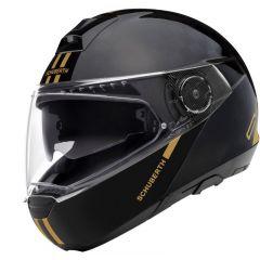 Schuberth C4 PRO CARBON Helmet Fusion Gold