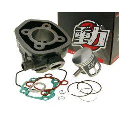 Naraku Cylinder kit, 70cc, Minarelli Horizontal LC NK102.76