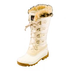 Powerboots Lynx Lady boot white