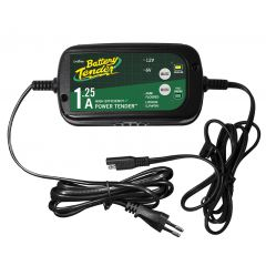 Battery Tender Plus 6V/12V 1.25A lead acid/lithium Battery charger