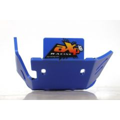 AXP Xtrem HDPE Skid Plate Blue Sherco SER250-SER300 14-