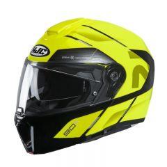 HJC Helmet RPHA 90 Bekavo Yellow MC3H