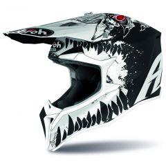 Airoh Helmet Wraap Beast matt