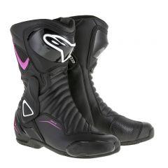 Alpinestars Boot Stella SMX-6 V2 black/Pink