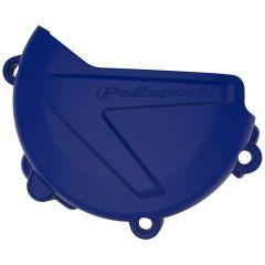 Polisport clutch cover prot. YZ125 2005-2017 blue