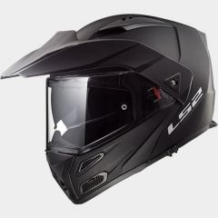 LS2 Helmet FF324 METRO EVO SOLID matt black
