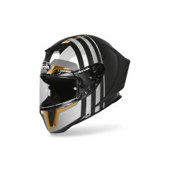Airoh Helmet GP550 S Skyline Limited Gold Edition
