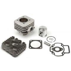 Airsal Cylinder kit & Head, 69,7cc, Piaggio / Gilera, AC