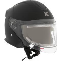 CKX Helmet Razor Black + Electrical visor