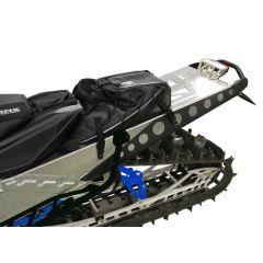 Skinz Rear Bumper Black Aluminum 2014- Arctic-Cat / Yamaha Viper ACRB400-FBK