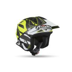 Airoh Helmet TRR-S CONVERT Yellow matt