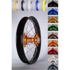 *TALON Rear Wheel 18x2 15 EXCEL A60 Blue Carbon hub Husq, TE/FE 14- Blue/black