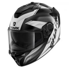 Shark Spartan GT Elgen, black/grey/white