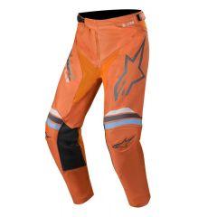 Alpinestars Racer Braap Pants Dark Gray Orange Fluo