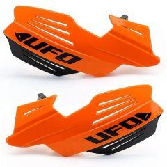 UFO Vulcan universal dual injection handguard Orange 127