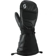 SCOTT Tundra II Leather mitten black
