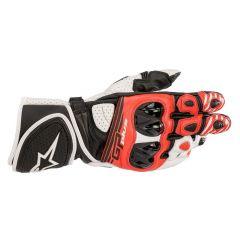 Alpinestars Gloves GP Plus R v2 Black/White/Red