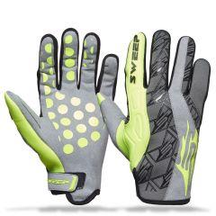 Sweep Freeride neoprene glove yellow/black