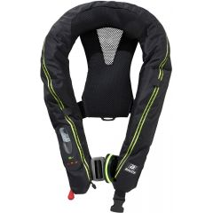 Baltic Legend harness auto inflatable lifejacket black 40-120kg
