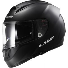 LS2 Helmet FF397 VECTOR Solid matt black