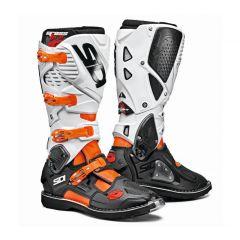 Sidi Crossfire 3 Boot Orange/Black/White