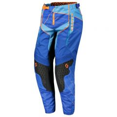 Scott Pant Enduro blue/orange