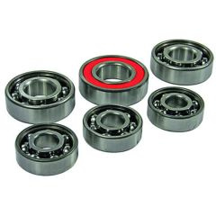 Engine bearing set, 139QMB/QMA