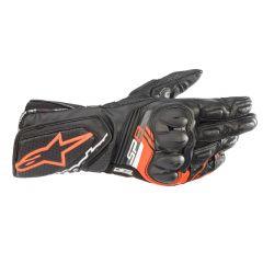 Alpinestars Glove SP-8 v3 Black/Fluo Red 3XL