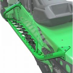Skinz Pro Tube Narroved Runningboards AC M6000/8000 2018 Lime