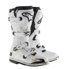 Alpinestars Boot MX Tech 8 RS White