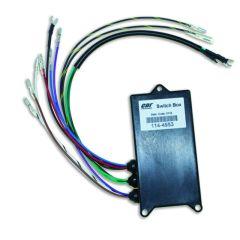 Cdi Elec. Mercury Cdi Elec. Mariner Switch Box - 3 Cyl. 114-4953