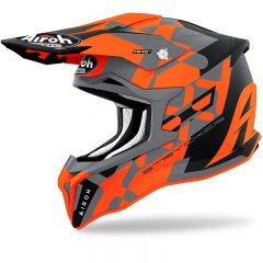 Airoh Helmet Striker XXX orange matt