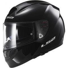 LS2 Helmet FF397 VECTOR Solid black