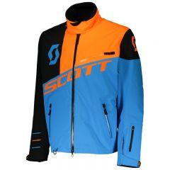 Scott Jacket Shell Pro blue/neon orange