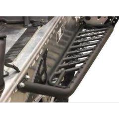 Skinz Pro Tube Narroved Runningboards AC M6000/8000 2018 Black