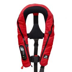 Baltic Legend auto inflatable lifejacket red 40-120kg